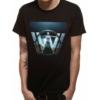 Kép 1/2 - Westworld - Vetruvian Woman póló XXL