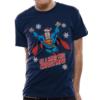 Kép 1/2 - DC Comics - Superman Christmas Hero póló