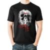 Kép 1/2 - Friday the 13th - péntek 13 - Jason mask póló L