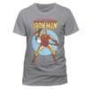Kép 1/2 - Marvel Comics - The invincible Iron Man Vasember póló