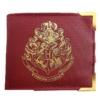 Kép 1/7 - HARRY POTTER Golden Hogwarts Roxfort prémium pénztárca