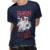 Kép 1/2 - Smallfoot - Apróláb - Born to be wild póló