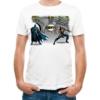 Kép 1/2 - DC Comics - Batman fight póló
