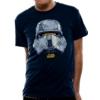 Kép 1/2 - Star Wars - Csillagok Háborúja - Han Solo movie Trooper face póló