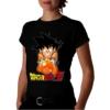 Kép 1/2 - DBZ DragonBall Z - Goku női póló