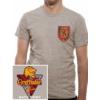 Kép 1/2 - HARRY POTTER House Gryffindor Griffendél házas logo póló