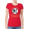Kép 1/2 - Harry Potter - Platform 9 3/4 vágányos női póló
