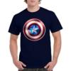 Kép 1/2 - Marvel Captain America - Amerika Kapitány shield póló