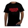 Kép 1/2 - Stranger Things - Logo póló