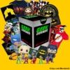 Kép 2/2 - DC Comics Mystery Geekbox meglepetés csomag L