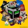 Kép 2/2 - GAMER Mystery Geekbox meglepetés csomag L