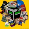 Kép 2/2 - GAMER Mystery Geekbox meglepetés csomag XL