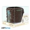 Kép 4/4 - HARRY POTTER Diagon Alley Abszol út 3D bögre 500 ml