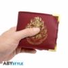 Kép 6/7 - HARRY POTTER Golden Hogwarts Roxfort prémium pénztárca