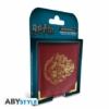 Kép 7/7 - HARRY POTTER Golden Hogwarts Roxfort prémium pénztárca