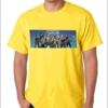 Kép 1/2 - Fortnite Characters sárga póló