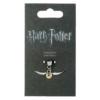 Kép 2/2 - Harry Potter Charm The Golden Snitch (silver plated) medál ékszer