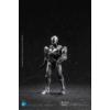 Kép 2/2 - Robotzsaru 3 mozgatható akció figura 1/18 méretarányos Battle Damage Robocop 11 cm