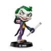 Kép 1/4 - DC Comics Mini Co. Deluxe PVC Figura Joker 21 cm
