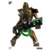 Kép 3/4 - Warhammer 40k  Necron mozgatható figura 18 cm