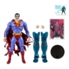 Kép 4/5 - DC Multiverse Build A Superman The Infected mozgatható akció figura 18 cm