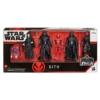 Kép 2/2 - Star Wars Celebrate the Saga Action Figures 5-Pack Sith mozgatható figura 10 cm