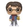 Kép 1/2 - HARRY POTTER POP! Figura Holiday Harry Potter 9 cm
