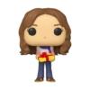 Kép 1/2 - ELŐRENDELÉS - Harry Potter POP! Figura Holiday Hermione Granger 9 cm