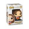 Kép 2/2 - ELŐRENDELÉS - Harry Potter POP! Figura Holiday Hermione Granger 9 cm