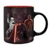Kép 1/2 - Star Wars Darkness Rises bögre 320 ml