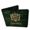 Kép 1/3 - A Gyűrük Ura The Lord of the Rings Középfölde vinyl pénztárca