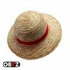 Kép 1/2 - One Piece Luffy Straw hat szalma kalap 32 cm x 10 cm