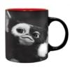 Kép 1/2 - GREMLINS - Szörnyecskék Gizmo Black & White bögre 320 ml