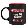 Kép 2/2 - Gremlins Szörnyecskék Gizmo Black & White bögre 320 ml