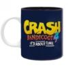 Kép 2/2 - Crash Bandicoot It's About Time bögre 320 ml