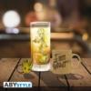 """Kép 5/5 - Marvel Groot ajándékkészlet üveg pohár 290ml + kulcstartó + Mini kerámia bögre 110 ml """"Groot"""""""