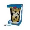 Kép 2/4 - DRAGON BALL Shenron díszítésű prémium üvegpohár 400 ml