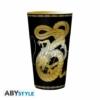 Kép 3/4 - DRAGON BALL Shenron díszítésű prémium üvegpohár 400 ml