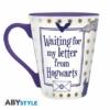 Kép 2/2 - Harry Potter Letter from Hogwarts Levelek Roxfortból bögre 250 ml
