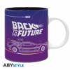 Kép 1/2 - Back to the Future Vissza a Jövőbe 1.21 GW bögre 320 ml