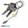 Kép 3/3 - HARRY POTTER 3D fém Nimbus varázsseprű kulcstartó