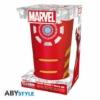 Kép 2/2 - MARVEL Iron Man díszítésű üvegpohár 400ml
