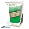Kép 2/2 - Harry Potter Polyjuice Potion Százfűlé főzet díszítésű üvegpohár 400ml
