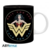 Kép 1/2 - DC Comics Wonder Woman Save the day bögre 320 ml