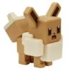 Kép 1/2 - Pokemon Quest Eevee Pixel Art figura 10 cm