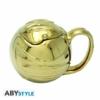 Kép 1/4 - HARRY POTTER 3D bögre Golden Snitch Arany Cikesz