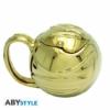 Kép 3/4 - HARRY POTTER 3D bögre Golden Snitch Arany Cikesz 450 ml