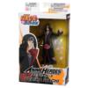 Kép 2/2 - Naruto Shippuden Anime heroes Uchiha Itachi mozgatható figura 17 cm