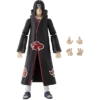 Kép 1/2 - Naruto Shippuden Anime heroes Uchiha Itachi mozgatható figura 17 cm