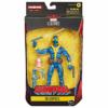 Kép 2/2 - MARVEL Legends Series Deadpool Wave 1 Deadpool Blue suit mozgatható akció figura 16 cm